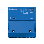 Buderus Logamatic Gateway RS232